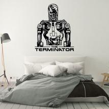 Vinyles décoratifs ou autocollants the terminator