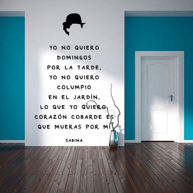 Vinyles phrases joaquín sabina