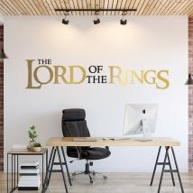 Vinyles et autocollants le seigneur des anneaux