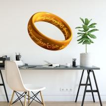 Vinyle adhésif seigneur des anneaux