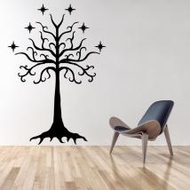 Vinyles arbre du gondor le seigneur des anneaux