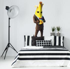 Vinyles adhésifs banane jeu video fortnite