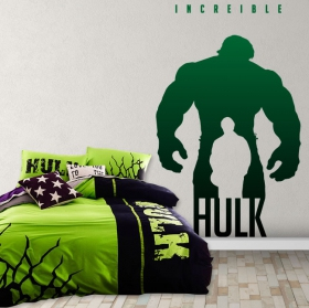 Vinyles marvel hulk incroyable