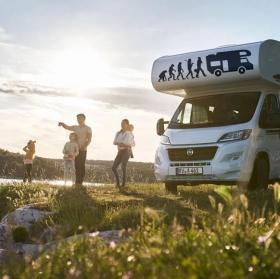 Vinyles et autocollants camping-cars évolution