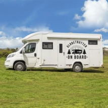 Vinyles expression anglaise pour les camping-cars