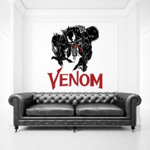Vinyles adhésifs marvel venom